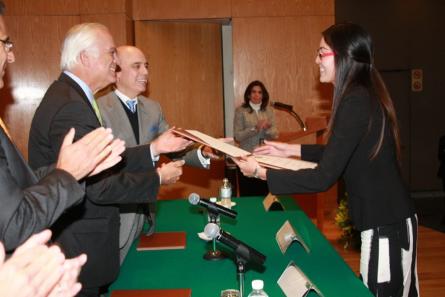 """Entrega del Premio: """"Pedro Aspe a la Excelencia Académica 2010"""""""