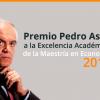 Ganadores del Premio García Aspe a la Excelencia Académica 2016
